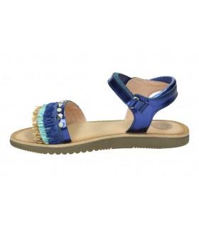 Botas para niña planos gioseppo 41592 en azul