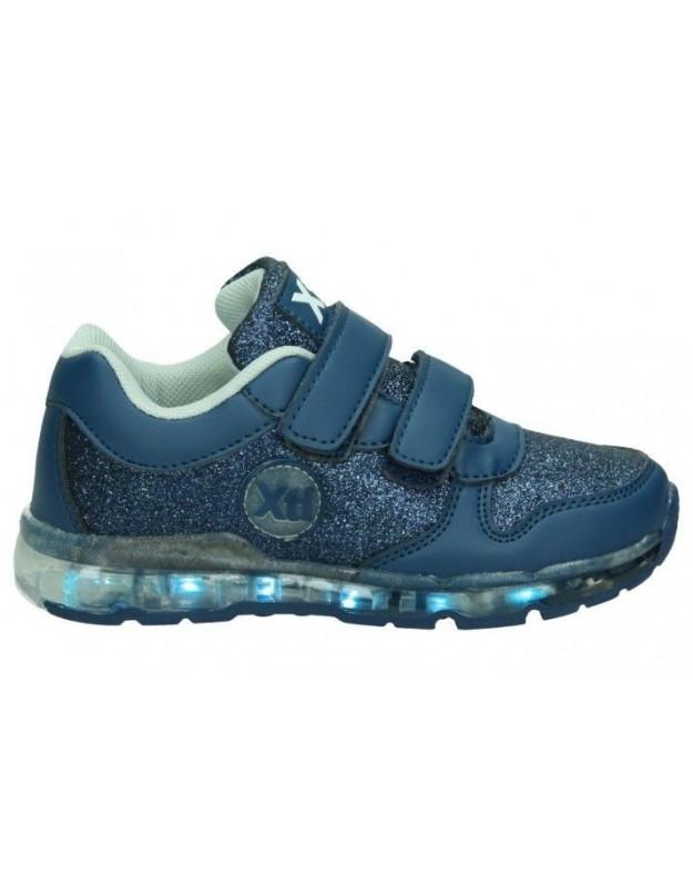 Xti azul 55357 deportivas para niña