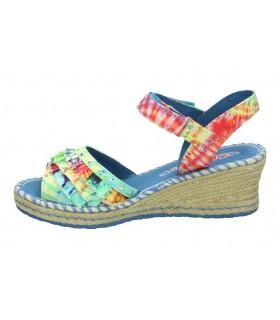 Sandalias para moda joven chk10 alba 03 dorado