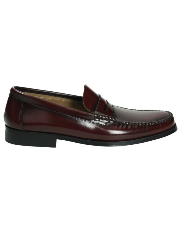 Zapatos para caballero jenker 2810 rojo