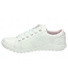 Zapatos color gris de casual fluchos 0082