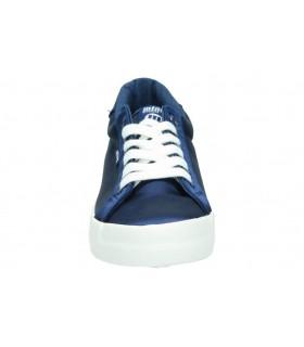 Zapatos para señora planos pitillos 2710 en marron