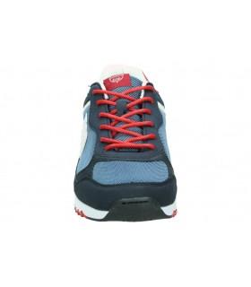 Zapatos color plata de casual pitillos 5110
