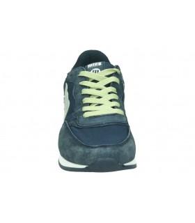 Zapatos casual de señora pitillos 5143 color dorado