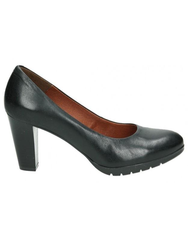Zapatos vestir de señora desireé 2230 color negro