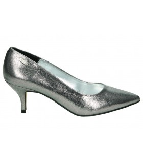 Zapatos kichua 132 marron para señora