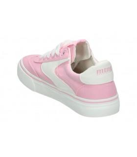 Zapatos color plata de casual pitillos 5122