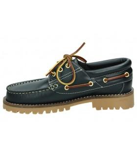Zapatos para moda joven planos blackcool 1092 en negro