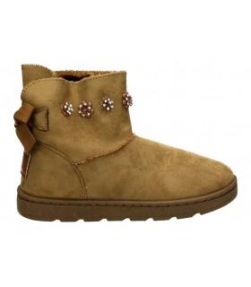 Kichua beige 320 zapatos para señora
