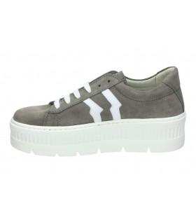 Zapatos para moda joven cuña coolway laia en gris