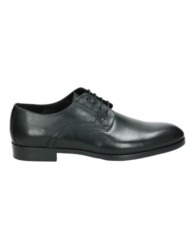Zapatos color marron de vestir martinelli 1326-1855pym