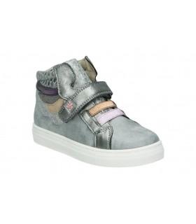 Botas casual de niño pablosky 038774 color gris