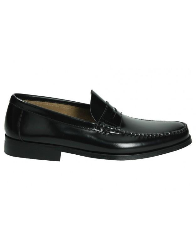 Jenker negro 2810 zapatos para caballero