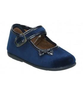 Botas color azul de casual crecendo 1432