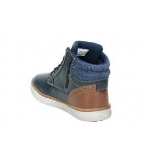Zapatos color azul de casual pablosky 328120