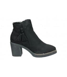 Nuper negro 5060 zapatos para caballero