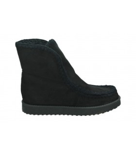 Botas casual de señora mitos 280-b color negro