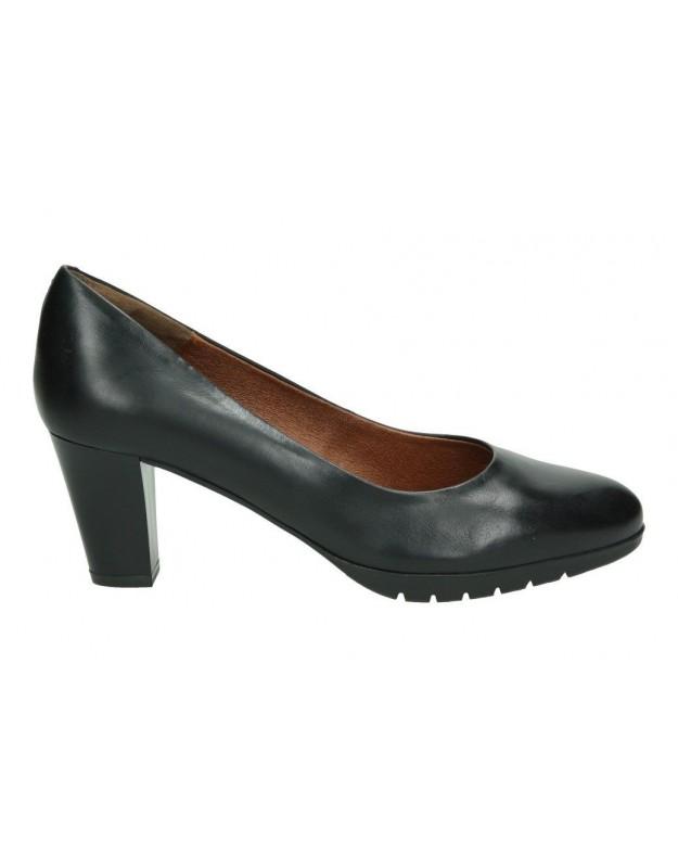 Zapatos desireé 82150 negro para señora