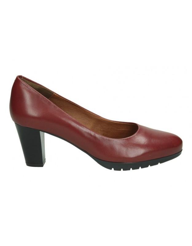 Desireé rojo 82150 zapatos para señora