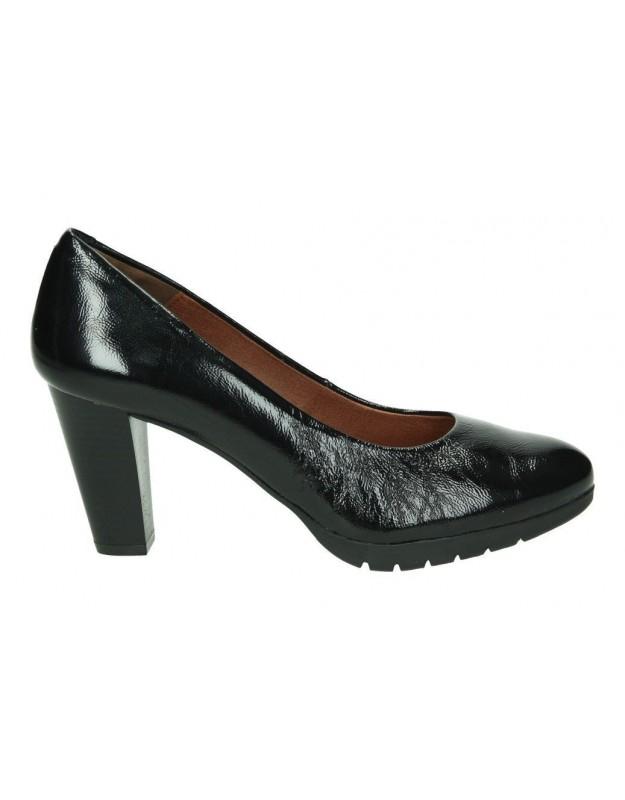 Zapatos color negro de casual desireé 82180