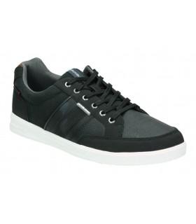 Zapatos color negro de casual agatha 3950