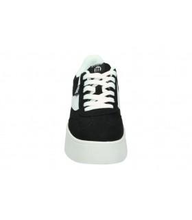 Botines casual de moda joven coolway mimi color negro