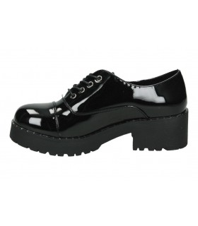 Botas para moda joven coolway ginny negro