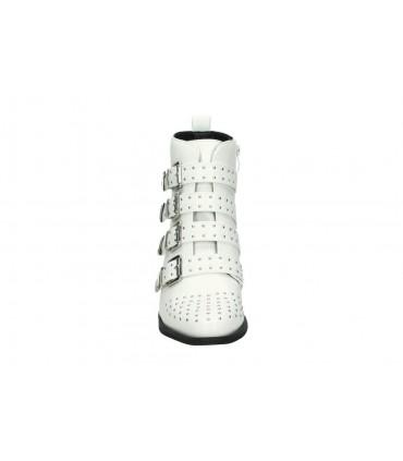 Coolway negro cassie botines para moda joven