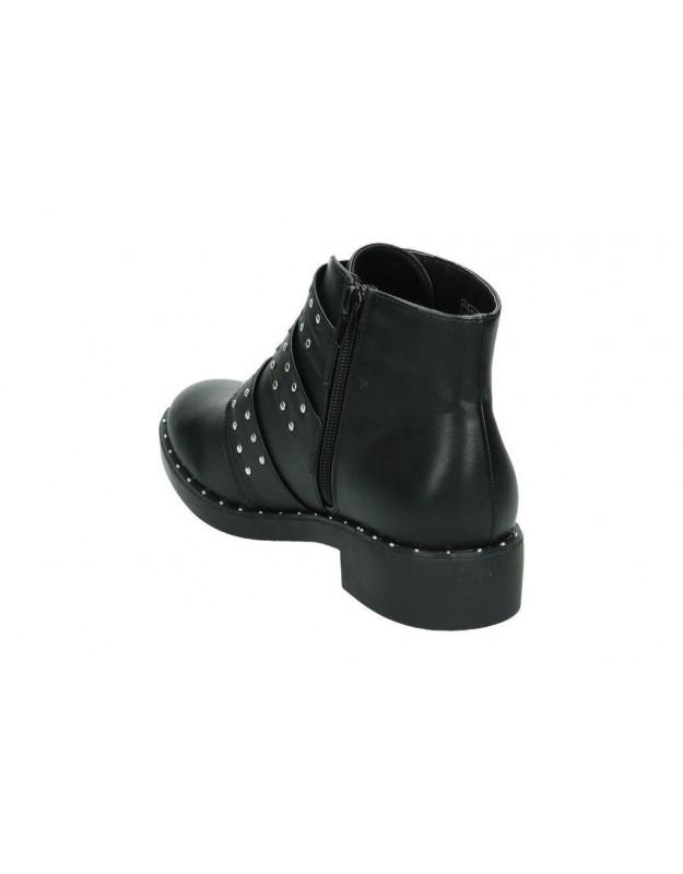Coolway negro cardy botines para moda joven