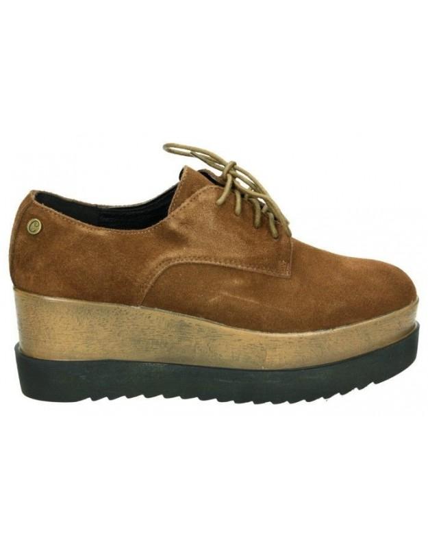 Zapatos xti 65873 marron para moda joven