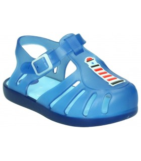 Lonas de niño vulca-bicha 513 color azul