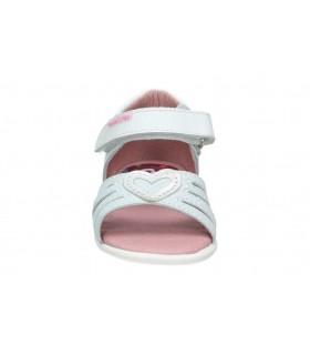 Sandalias para niña planos garvalin 192633 c en gris
