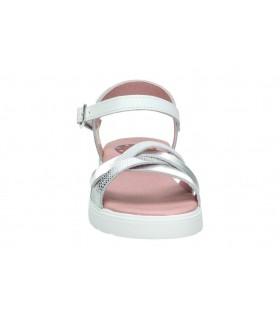 Sandalias color blanco de casual tarke 1204