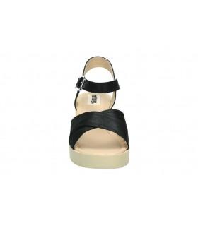 Sandalias color plata de casual xti 55719