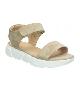 Sandalias para moda joven chk10 mariela 02 negro