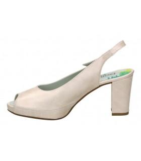 Zapatos para señora cuña divan-avatar tiberio en marron