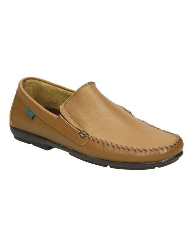 Zapatos eloi y ana e2982 marron para caballero