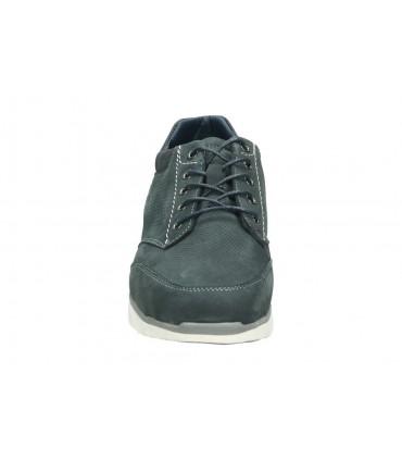 Zapatos c. tapioca t4290-4 azul para caballero
