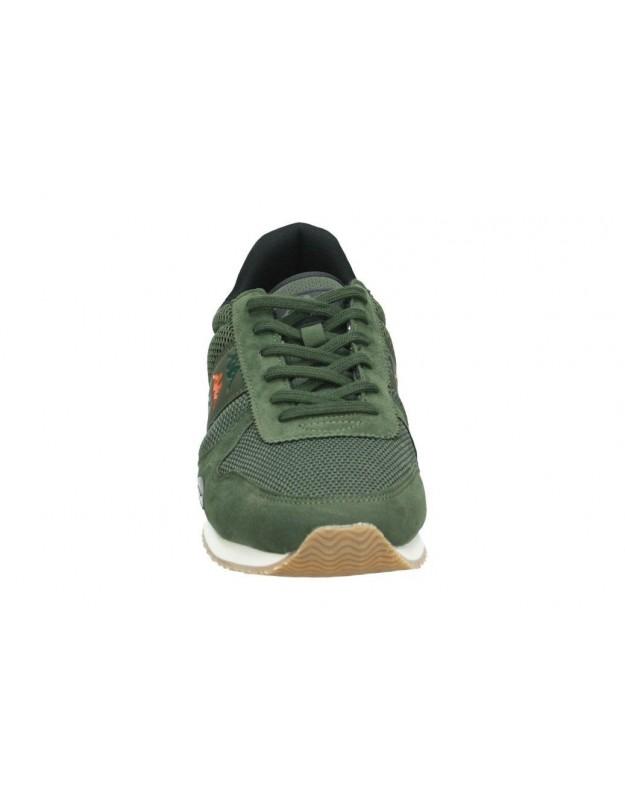 Zapatos c. tapioca t3275-94 azul para moda joven