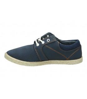 Zapatos color azul de casual fluchos f0555