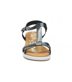 Zapatos color gris de casual levi´s 227799