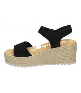 Deity marron ybh15481 sandalias para moda joven