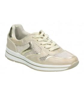 Sandalias color plata de casual pitillos 5503