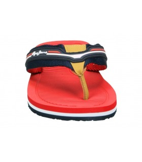 Sandalias color azul de casual palmipao-aclys be fly flow b119-05-02