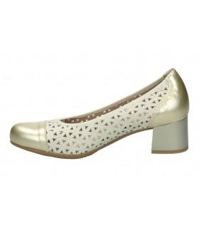 Zapatos casual de señora relaxshoe 488-004 color blanco