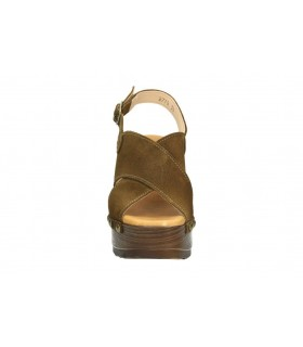 Sandalias para señora porronet 2554 amarillo