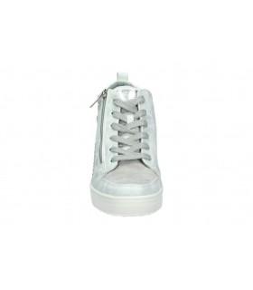 Zapatos casual de señora pink desert 19102 color blanco