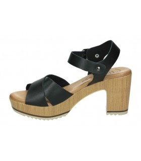 Sandalias para caballero vicmart 461-5 negro
