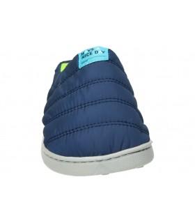 Botas color azul de casual  181147 b