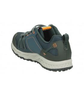 Botas color gris de casual  8814